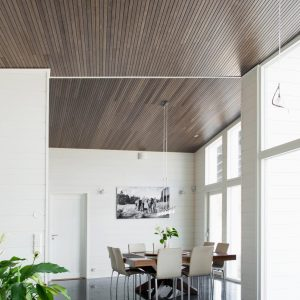 Interior Roof Siding By Siparila