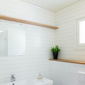 Bathroom Wet Area Siding