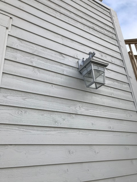 Topcoat Siding